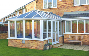Easy Install Edwardian Self Build Conservatory