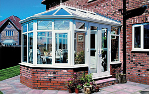 A Victorian DIY Conservatory